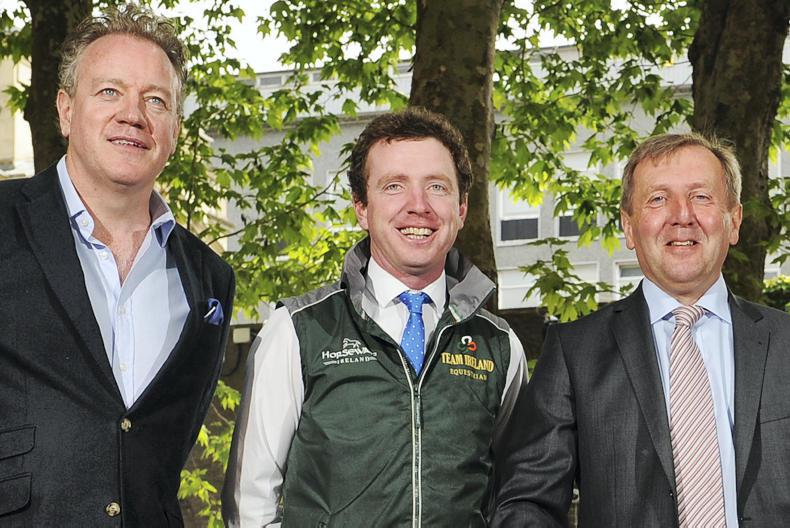 The brands backing Team Ireland