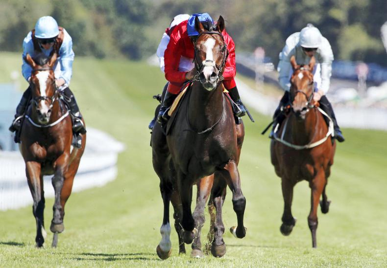 GOODWOOD FRIDAY: Mirage Dancer sets up Stoute double