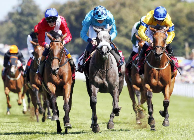 GOODWOOD THURSDAY:  Egan wins as Pilaster survives inquiry