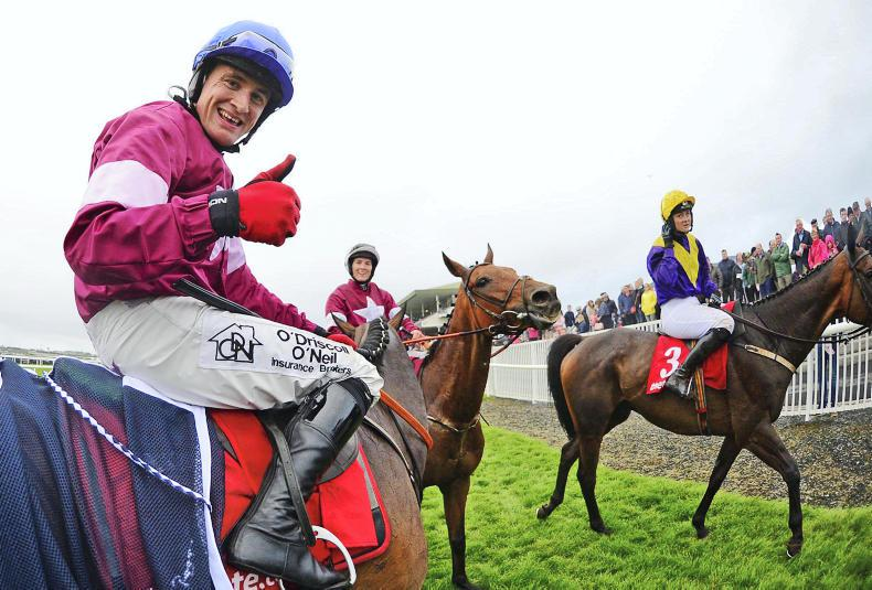 GALWAY RACES:  'When I grow up I want to be Mark Enright'