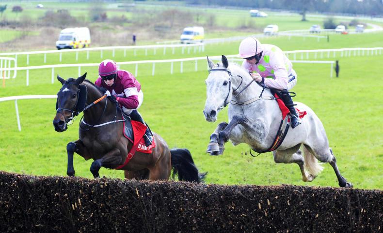 THE WEEK THAT WAS: No credit to Mullins in Ballycasey affair
