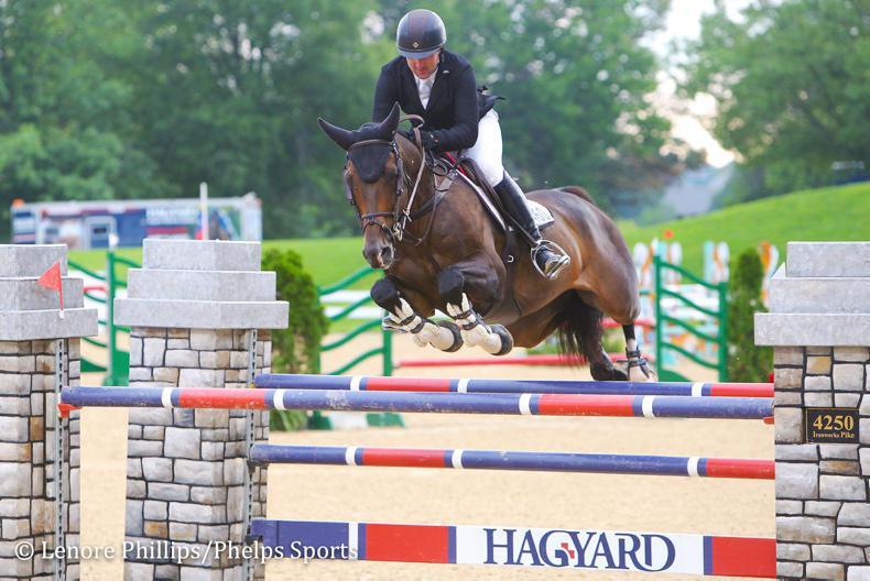 INTERNATIONAL: Kentucky grand Prix win for Gallagher