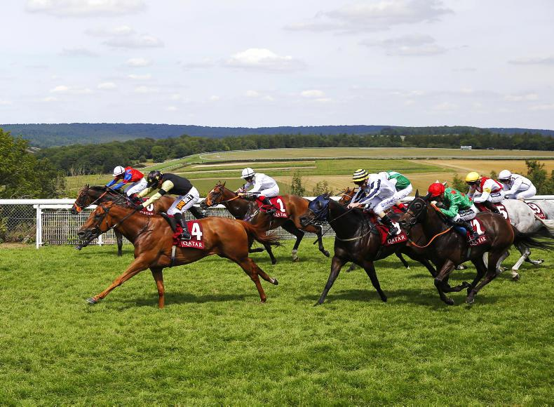GOODWOOD SATURDAY: Goldie has a day to remember