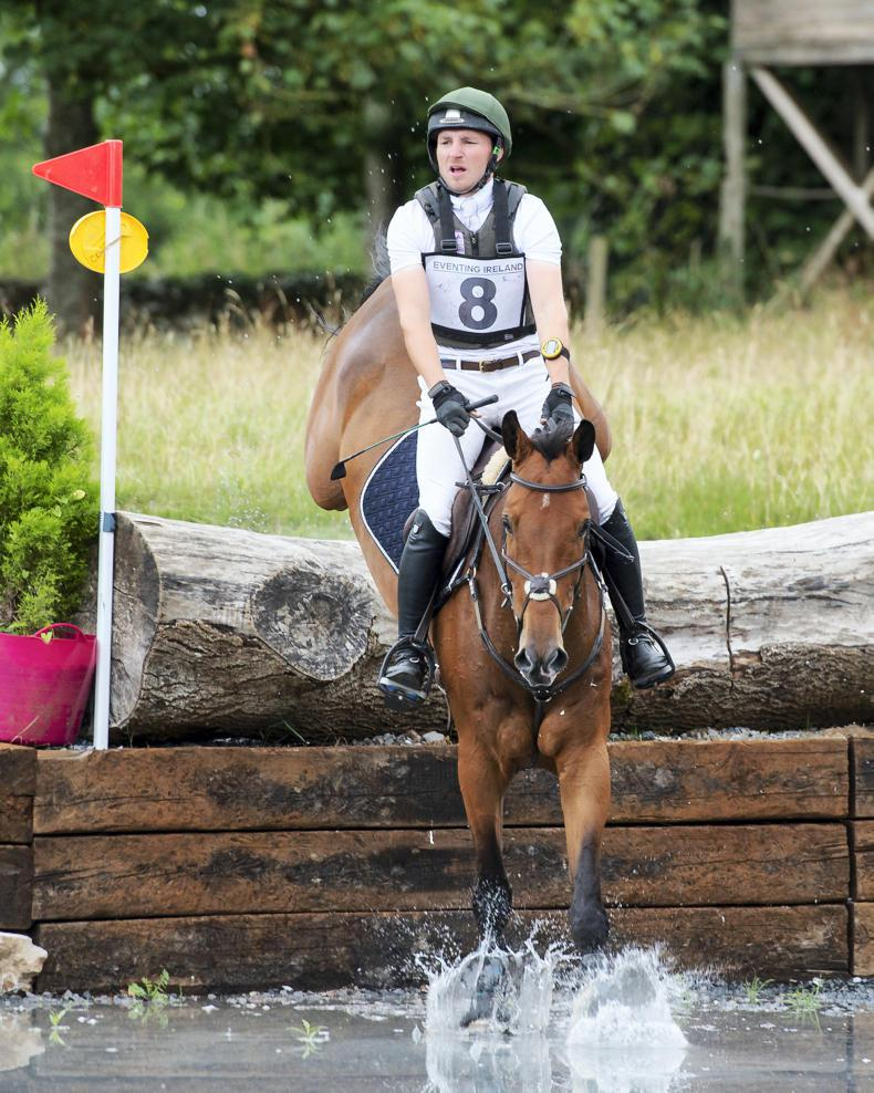 EVENTING:  Narrow win for Morrison and Global Mentor