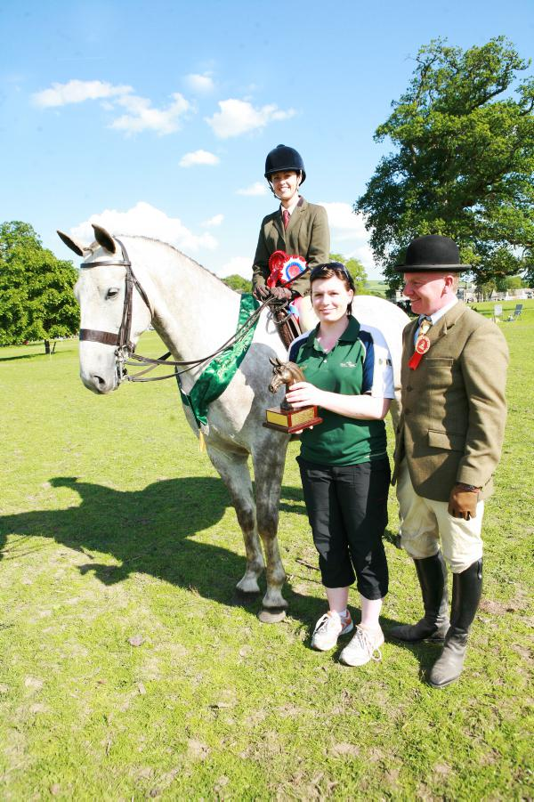 Rothwell makes most of HOYS invitation