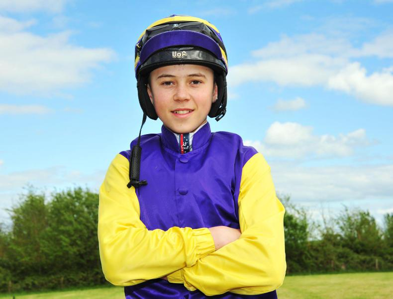 PONY RACING: Browne-McMonagle maintains pace with treble
