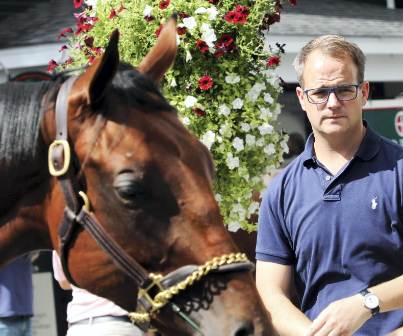 Five millionaires add spice to Saratoga sale