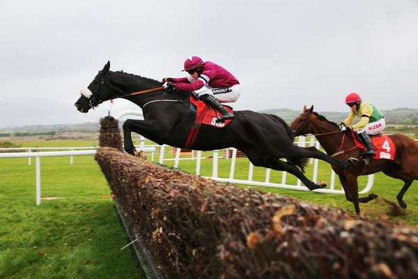 Cossack returns in impressive style