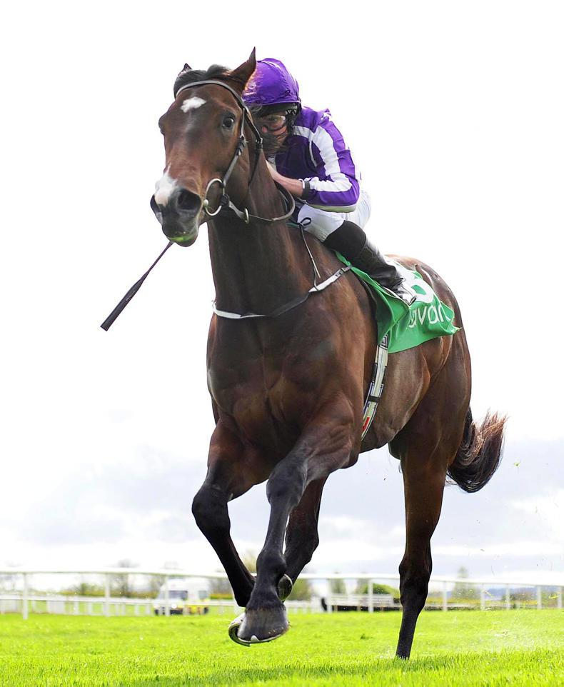 CURRAGH SUNDAY PREVIEW: Sergei to keep up O'Brien record