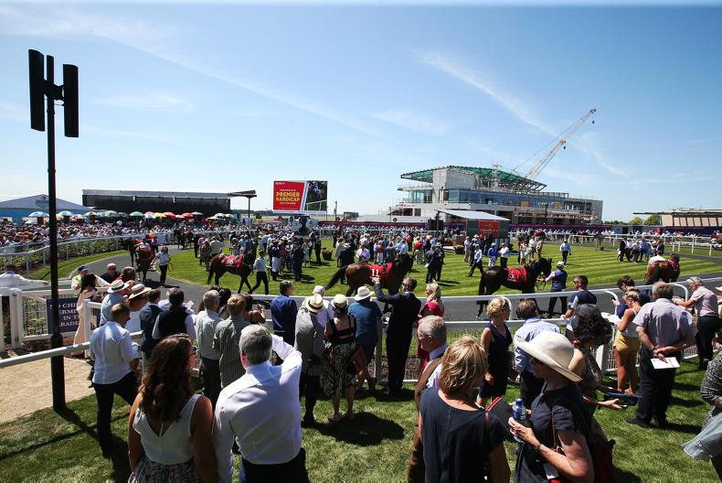 NEWS: Stewards and trainers unhappy with Curragh parade ring