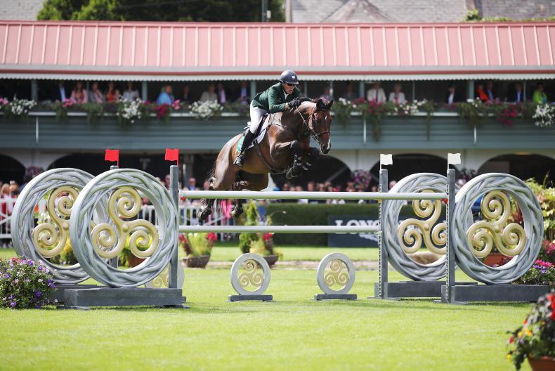 DUBLIN HORSE SHOW: Mexican magic in thrilling Aga Khan