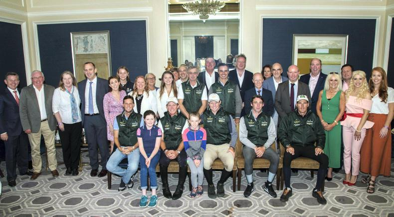 DUBLIN HORSE SHOW: Readers meet Irish squad at 'Breakfast with the Stars'
