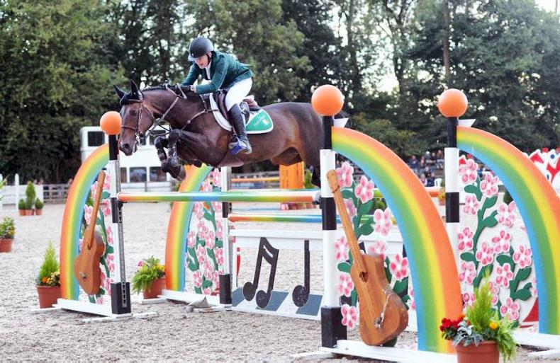 Ireland's Max Wachman wins silver medal at European Pony Championships