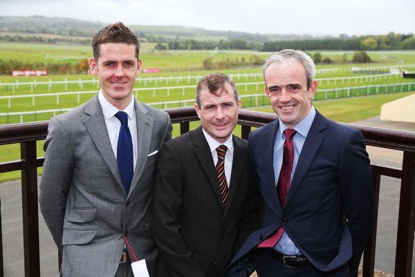 Top riders back new Irish Injured Jockeys charity
