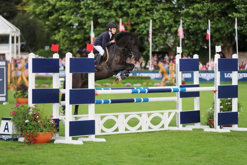 DUBLIN HORSE SHOW 2018: Mickybo triumphs under Reape