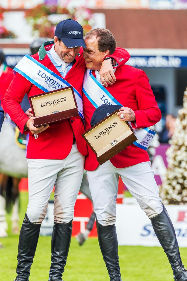 DUBLIN HORSE SHOW 2018: The feel-good story of the year