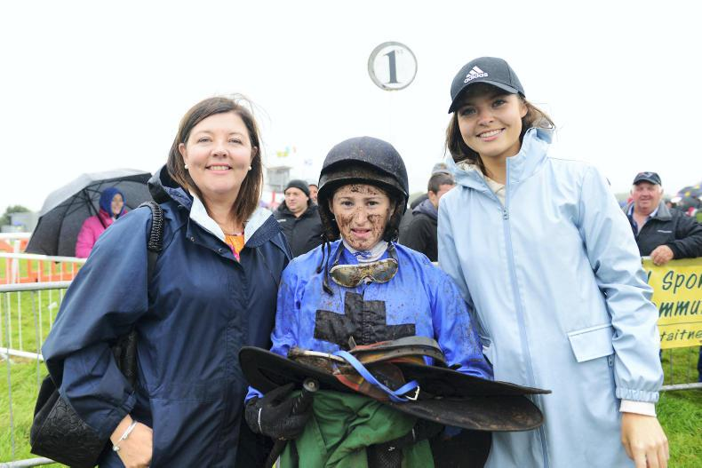 PONY RACING: Ciara Springs to take Laura Barry Ladies Derby