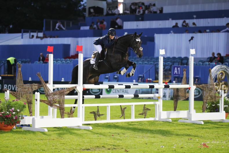 DUBLIN HORSE SHOW 2018:  Kirby makes the perfect comeback