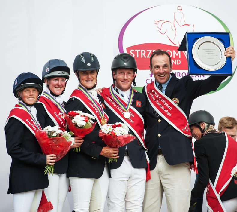 NEWS:  British WEG squad excludes world number one