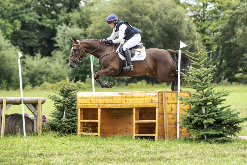 EVENTING:  Dee Mac delivers good win for Ennis