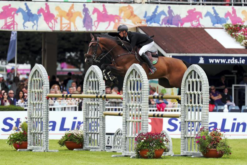DUBLIN HORSE SHOW 2018: Jochems lands biggest prize