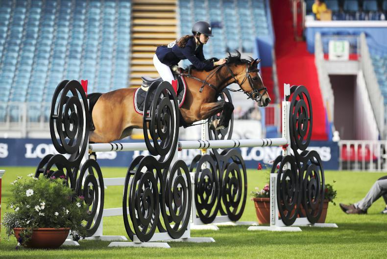 DUBLIN HORSE SHOW: Alice has got the Power