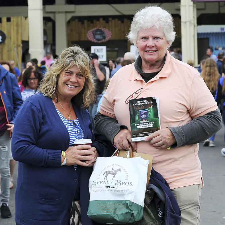 PONY TALES:  American visitors love debut RDS visit