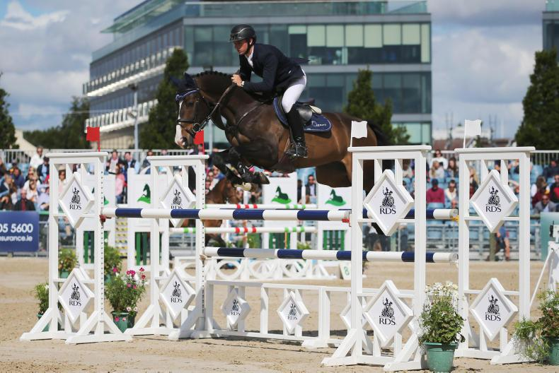 DUBLIN HORSE SHOW 2018: Ryan crowned leading young rider