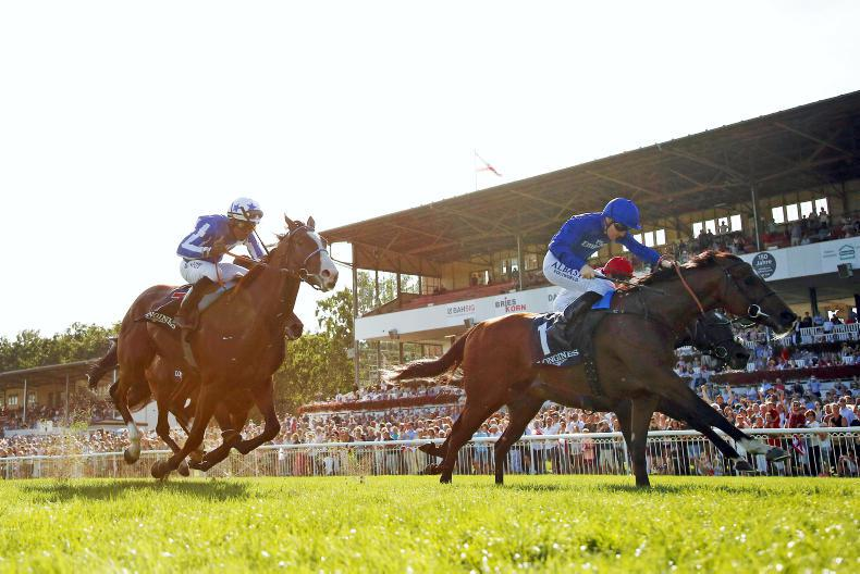 GERMANY: Best Solution gives Godolphin German double
