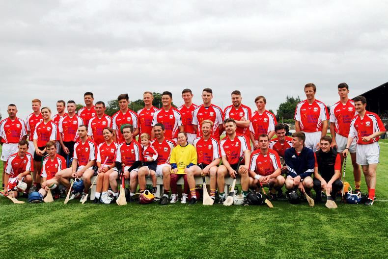 HURLING FOR CANCER: When Jim fed the 5,000!