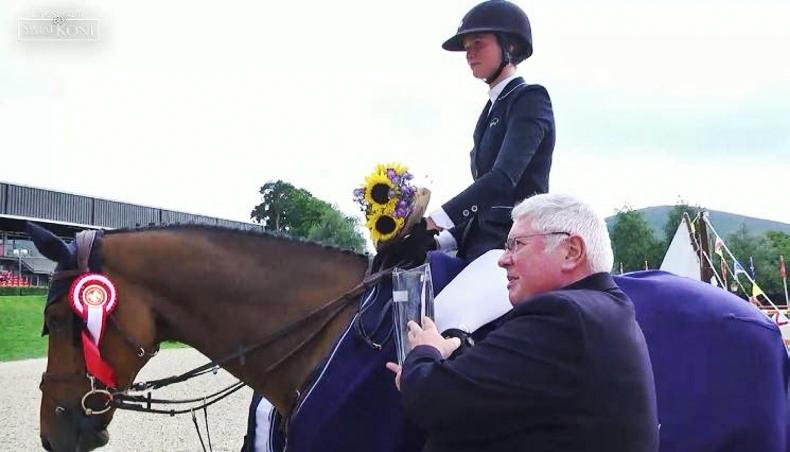Susan Fitzpatrick wins Millstreet International Grand Prix