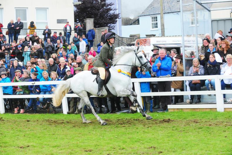 CLIFDEN SHOW: O'Connor lands coveted title