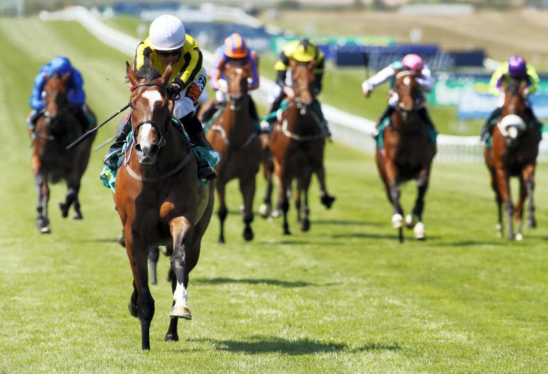 SIMON ROWLANDS: Pollyanna goes Pretty fast again