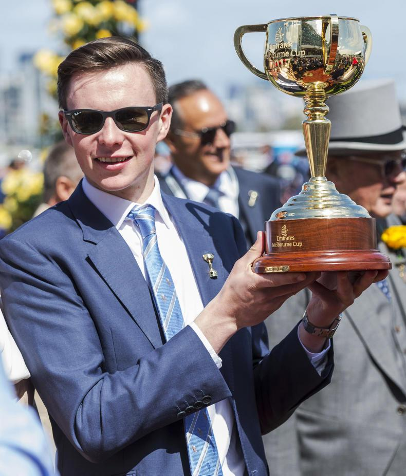 AUSTRALIA: O'Brien and Kelly star in Victorian Awards