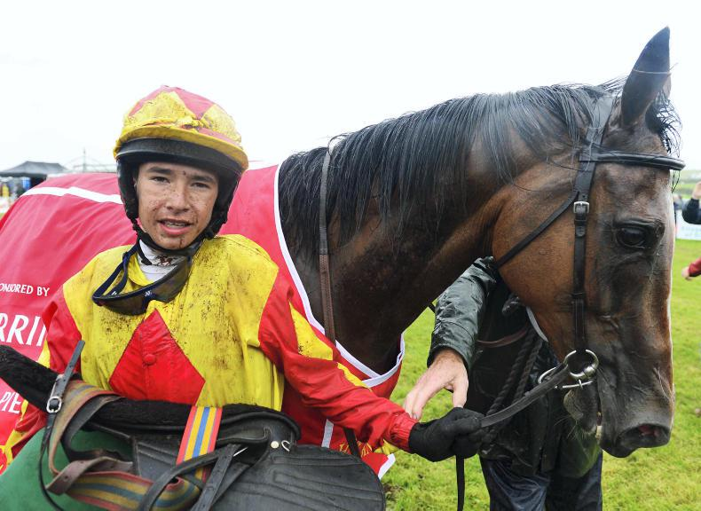 PONY RACING: Browne McMonagle notches four