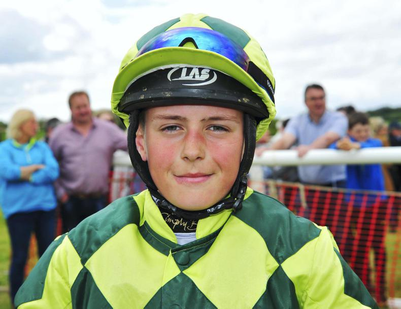 PONY RACING: It's seven up for King