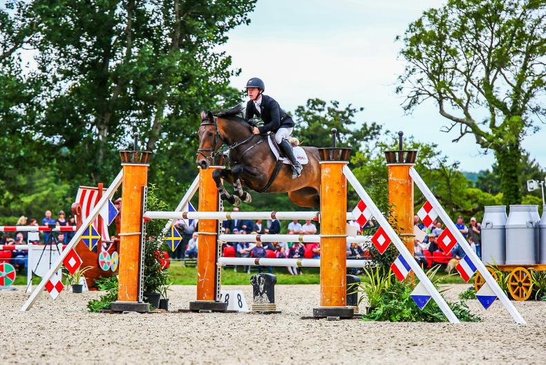 MILLSTREET HORSE SHOW 2018:  Pender triumphs with top bloodlines