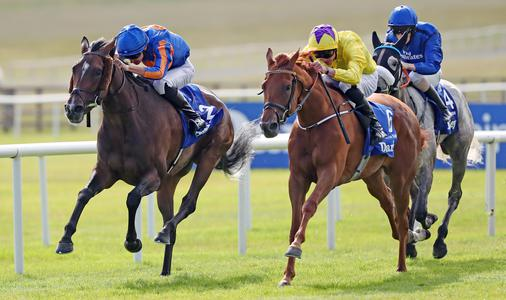 Sea Of Class and Laurens form part of top-class Yorkshire Oaks field