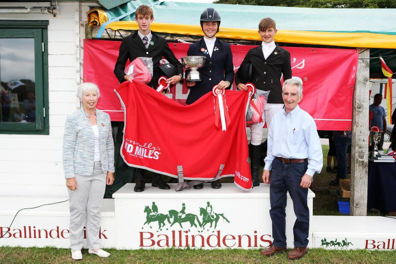 PONY CLUB: Westmeaths targeted home victory