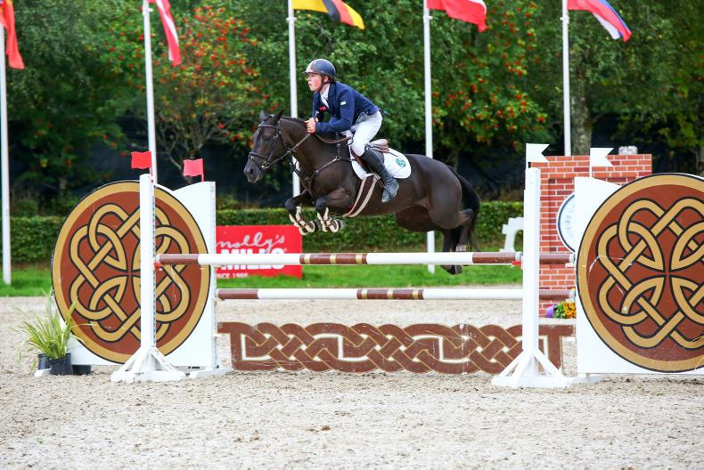 MILLSTREET HORSE SHOW 2018:  Winning pony riders pull out all the stops