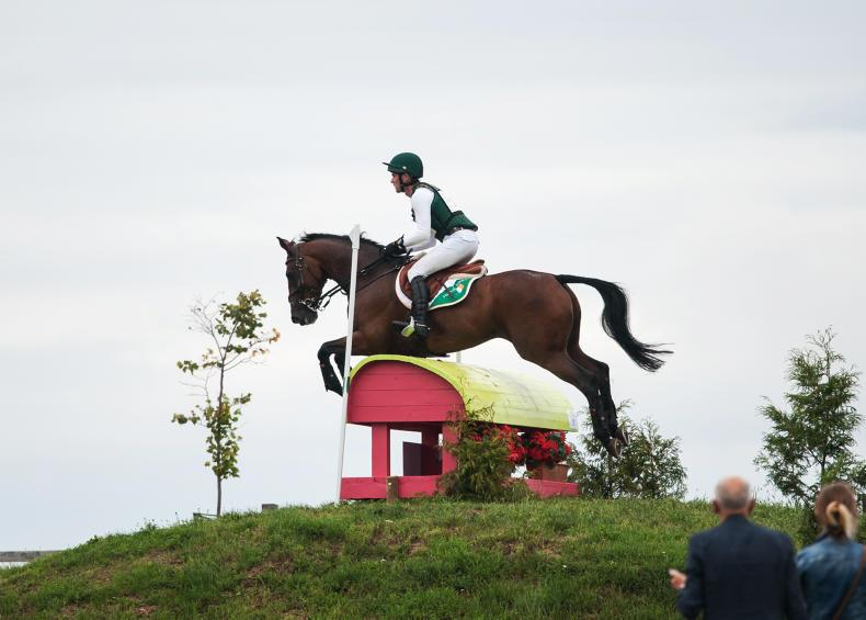 EVENTING: Tattersalls double for Murphy