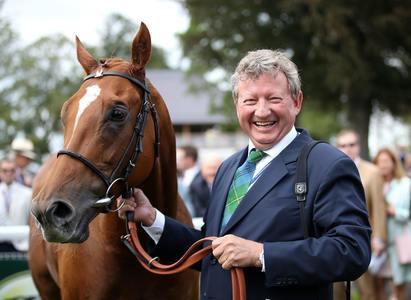 Mark Johnston makes history with record-breaking winner at York