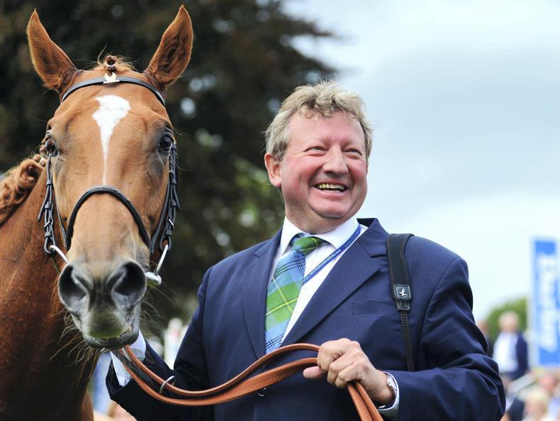 YORK THURSDAY: Johnston the new British record holder