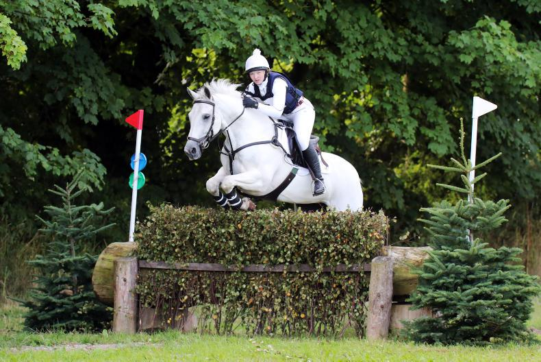 PONY CLUB: Egan holds her nerve to take Junior title