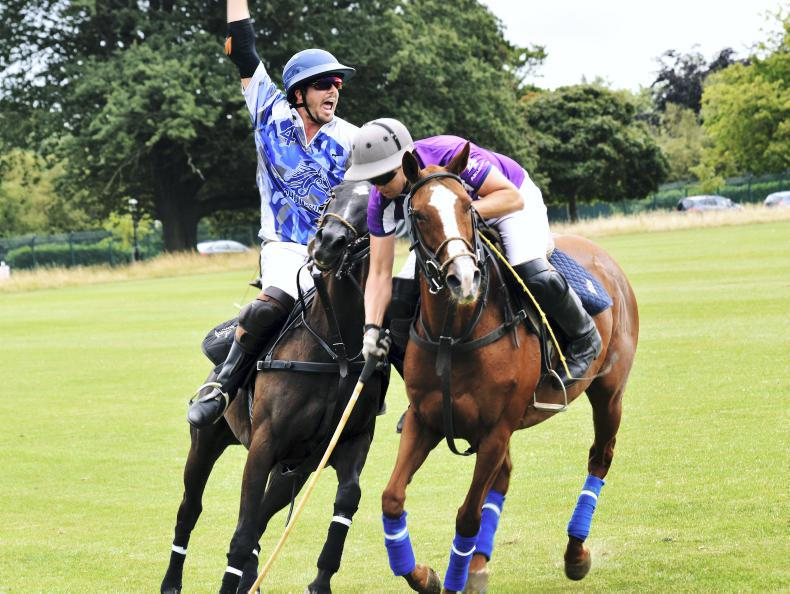 POLO:  Rhone Hill bows out of season happy