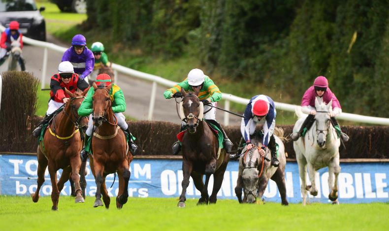 DOWNPATRICK MONDAY: Present In Court gets there