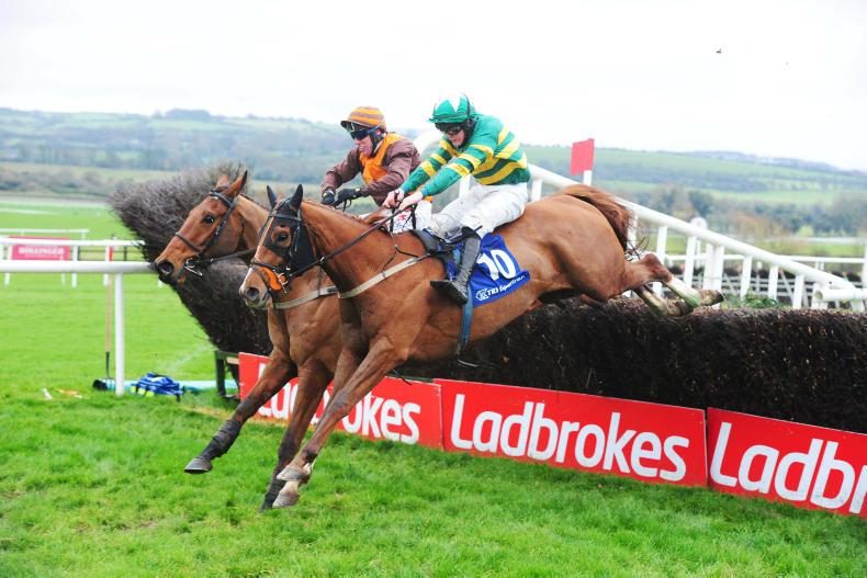 KILLARNEY SATURDAY: Jump on Joyeux for feature at Killarney