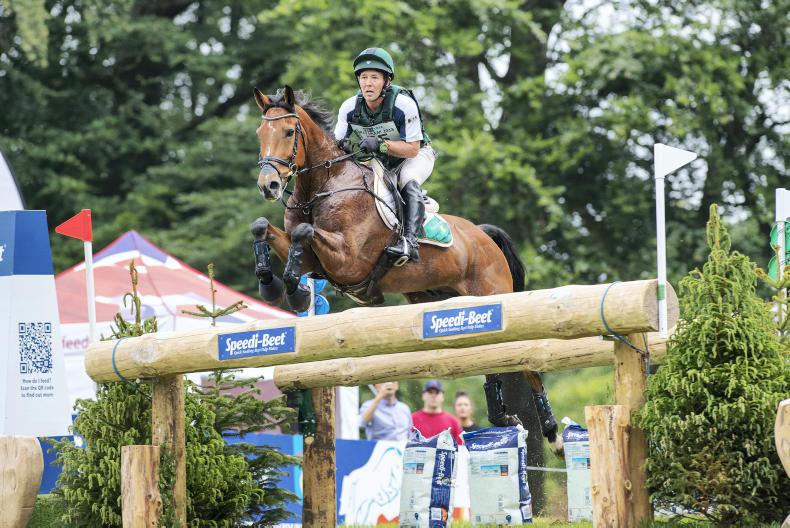 BURGHLEY 2018: 'It's a case of going into the unknown' - Austin O'Connor