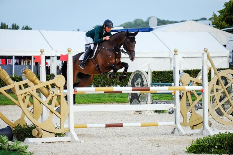 MILLSTREET HORSE SHOW: Clark excited by 'Duracell bunny'