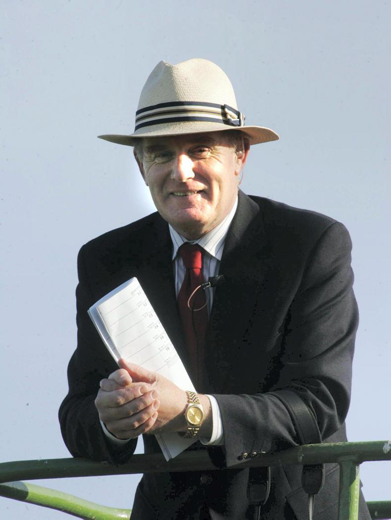 HEART OF RACING: Joe Collins – Chairman of Laytown Racecourse